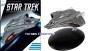 Star Trek Official Starships Collection #080 Federation Mission Scoutship Eaglemoss
